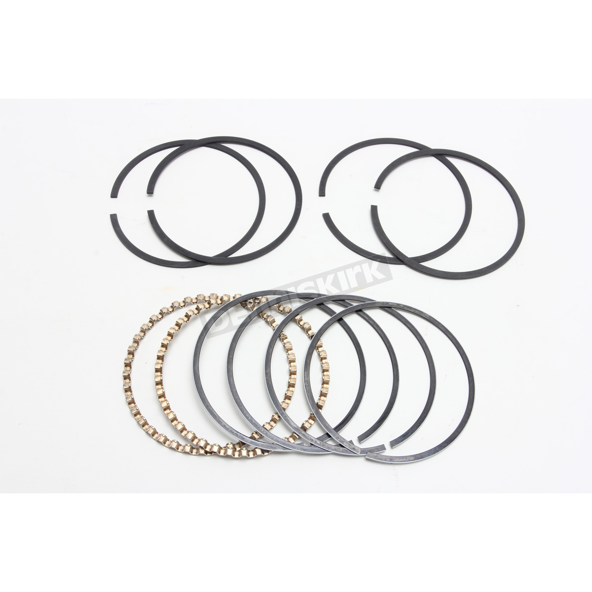 V Twin Manufacturing Piston Assembly Set