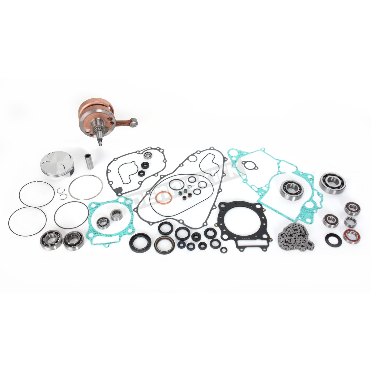 Wrench Rabbit Complete Rebuild Kit 96mm Bore
