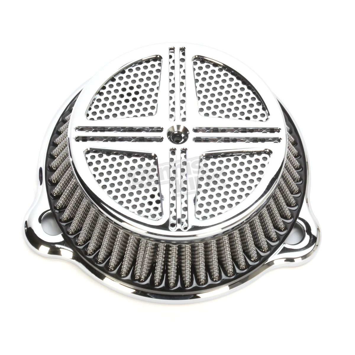 La Choppers Chrome Air Cleaner Kit