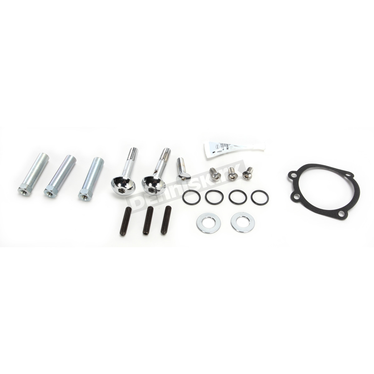Arlen Ness Black Big Sucker Stage 1 Air Filter Kit W