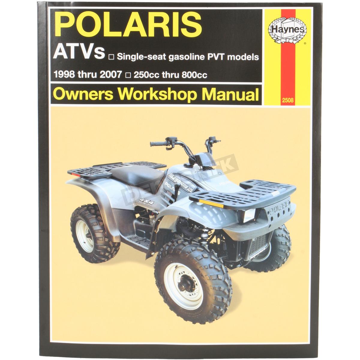 polaris scrambler 500 service manual motorjdi co rh motorjdi co polaris sportsman 500 ho repair manual 2005 polaris sportsman 500 ho owner's manual