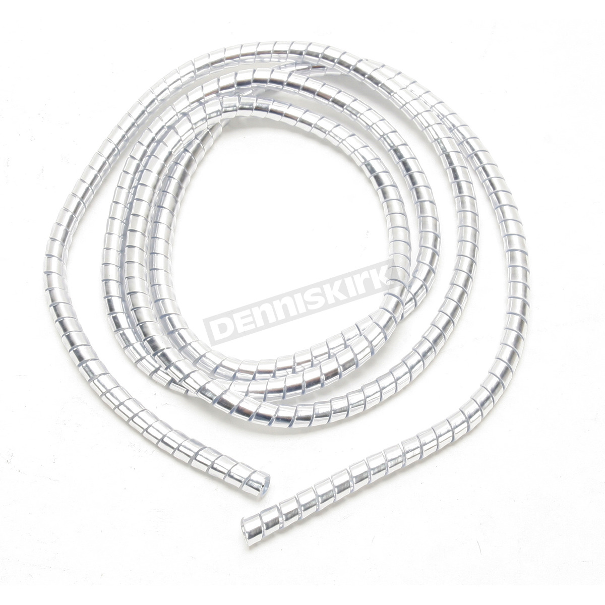Drag Specialties 5 X 3 16 Dia Chrome Cable Covering