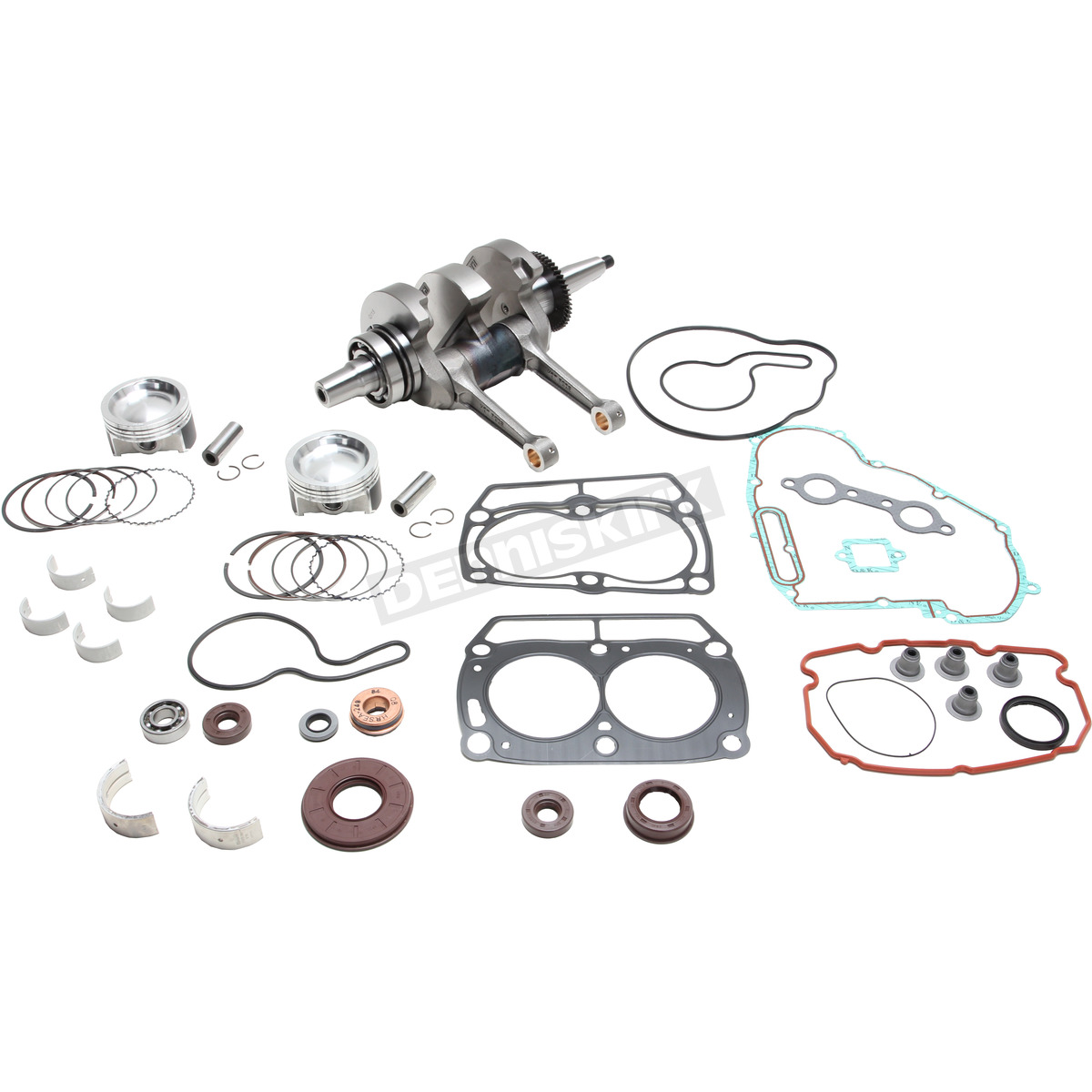 Wrench Rabbit Complete Engine Rebuild Kit In A Box 80mm
