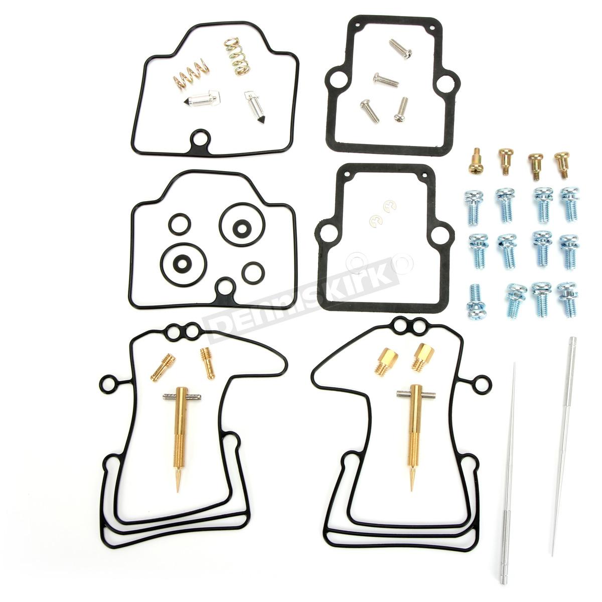 Parts Unlimited Carb Rebuild Kit
