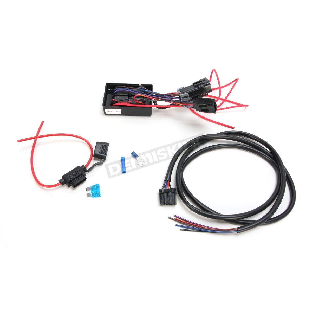Namz Custom Cycle Products Trailer Isolator Module W 4 Pin
