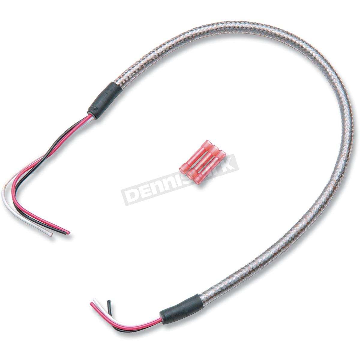 Namz Custom Cycle Products 18 In Headlight Braided
