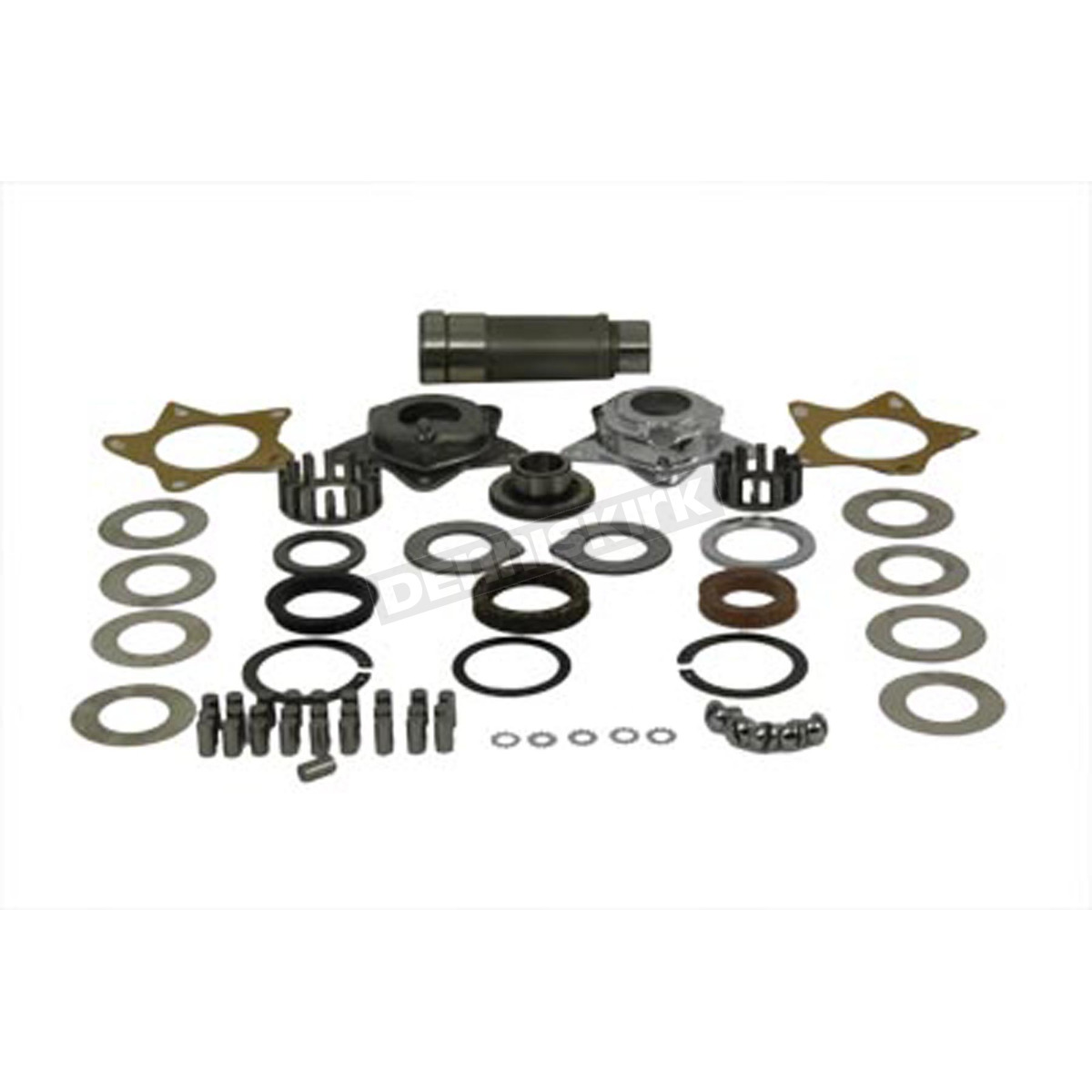 V Twin Manufacturing Star Wheel Hub Rebuild Kit
