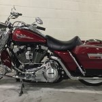 2007 Harley Davidson Road King Dennis Kirk Garage Build