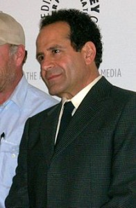 "Actor Tony Shaloub, aka ""Monk."""