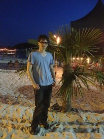 Myself at Lake Lanier Islands Resort