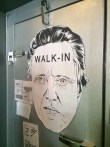 """The """"Walk-In"""" Freezer at Empire Slice House"""