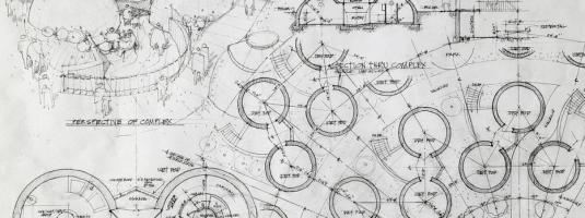 Open Source Village Drawings