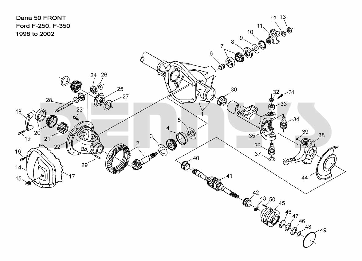 Ford F150 Interior Parts Diagram