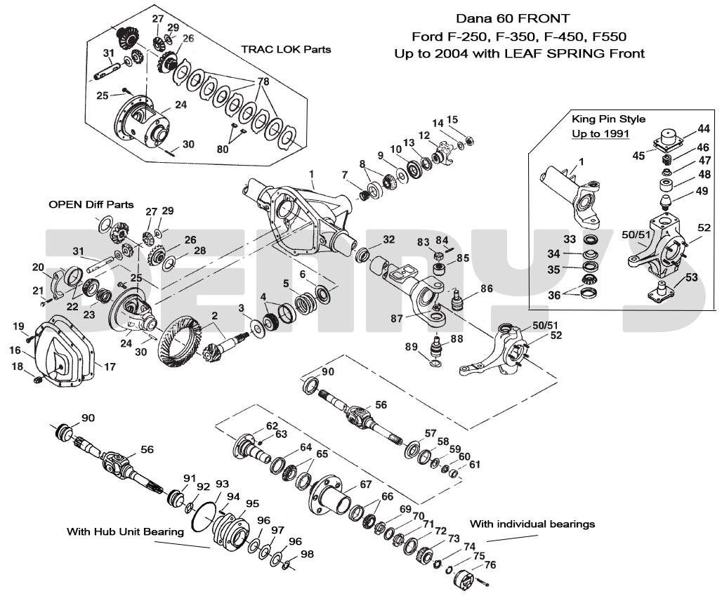 Ford F150 Front Suspension Diagram Fordtruckscom
