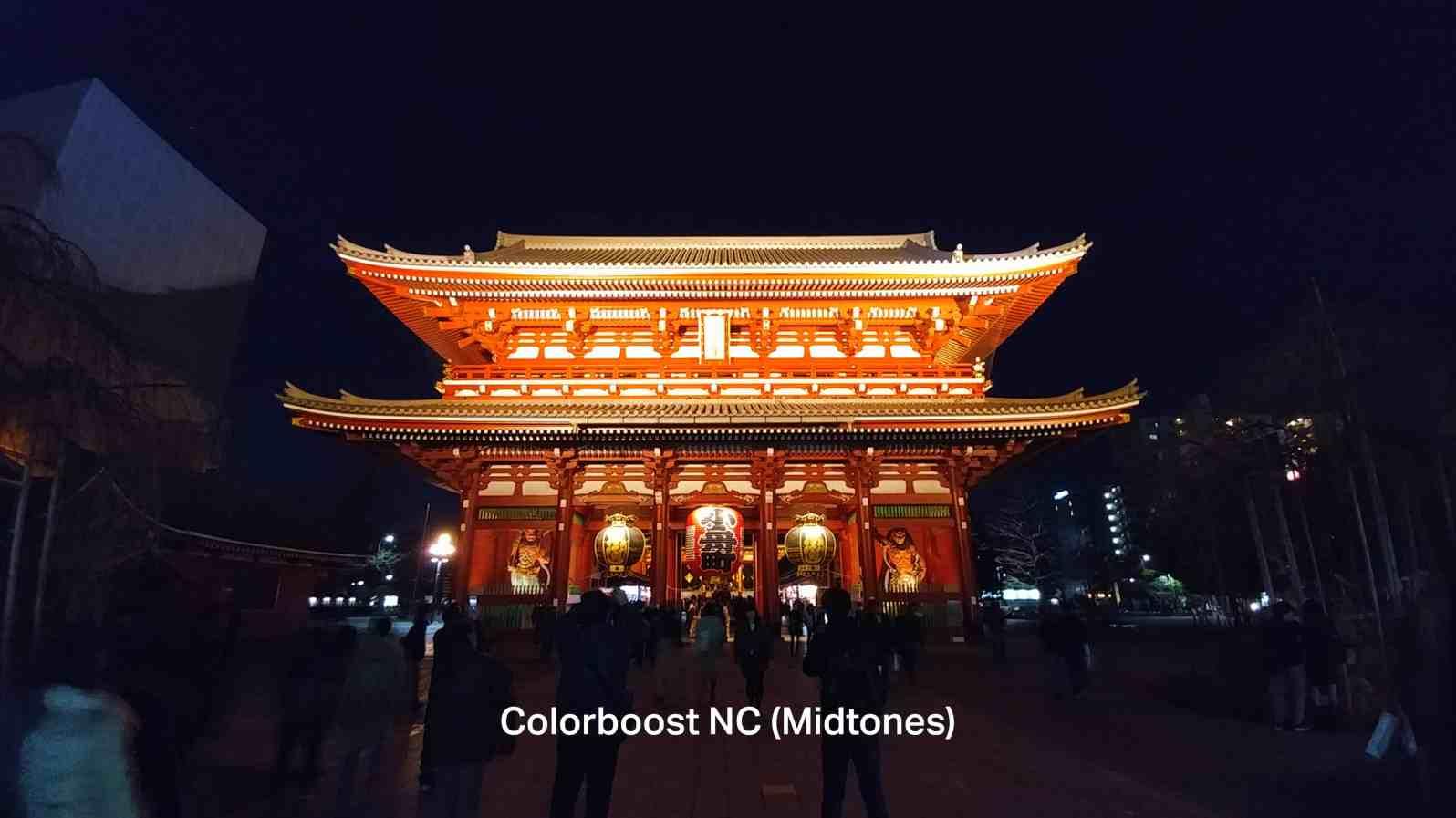 Colorboost NC (Midtones)