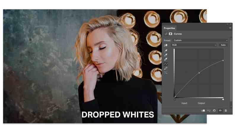 Dropped Whites
