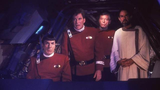 Examining the Political Themes of Star Trek V: The Final Frontier ...