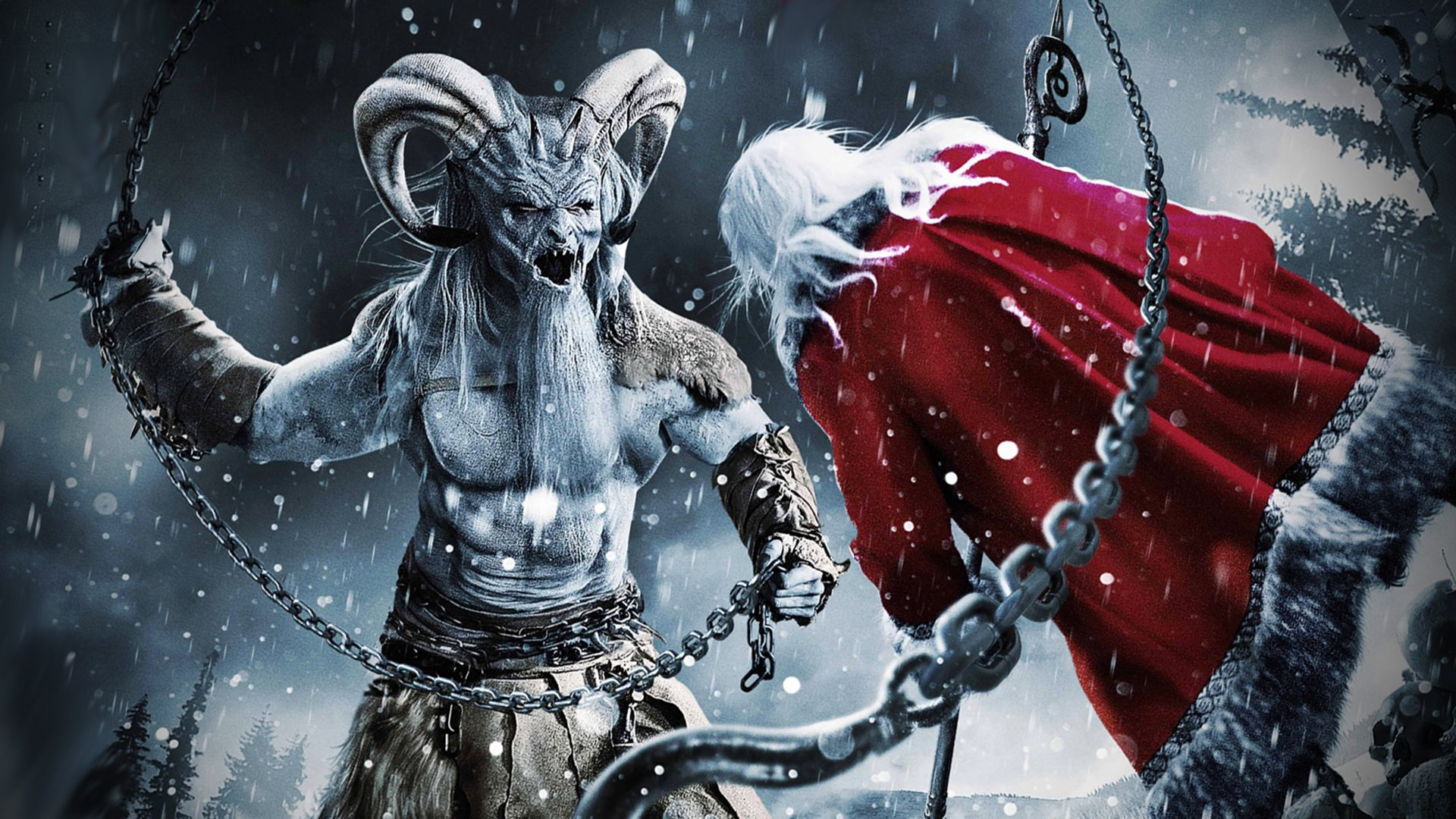A Christmas Horror Story - Best Christmas Horror Movies