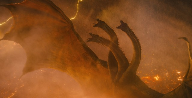 Godzilla: King of the Monsters - A History of King Ghidorah | Den ...