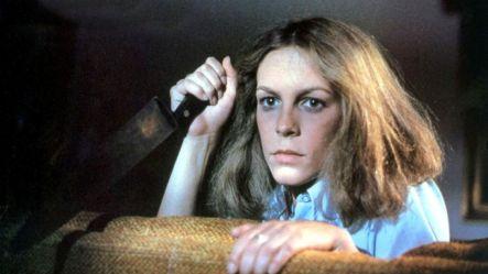 Jamie Lee Curtis as Laurie Strode in Halloween 1978