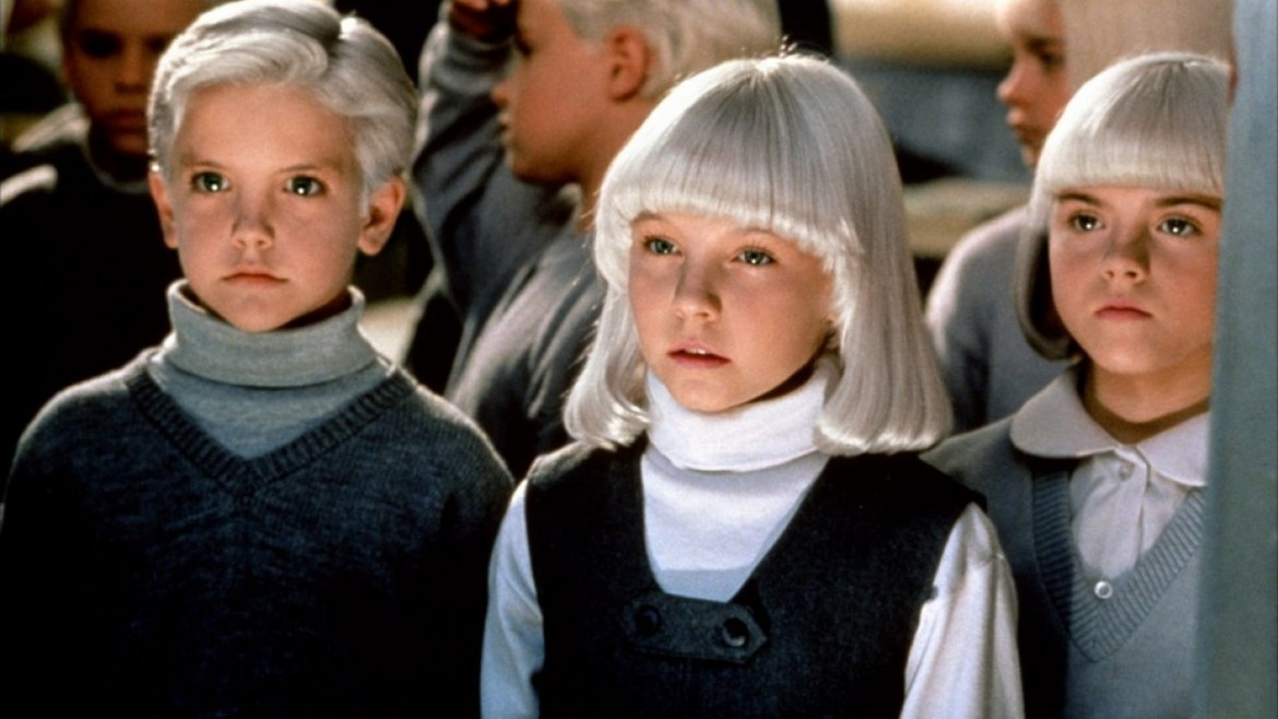 90s Sci-fi Movies - Village Of The Damned