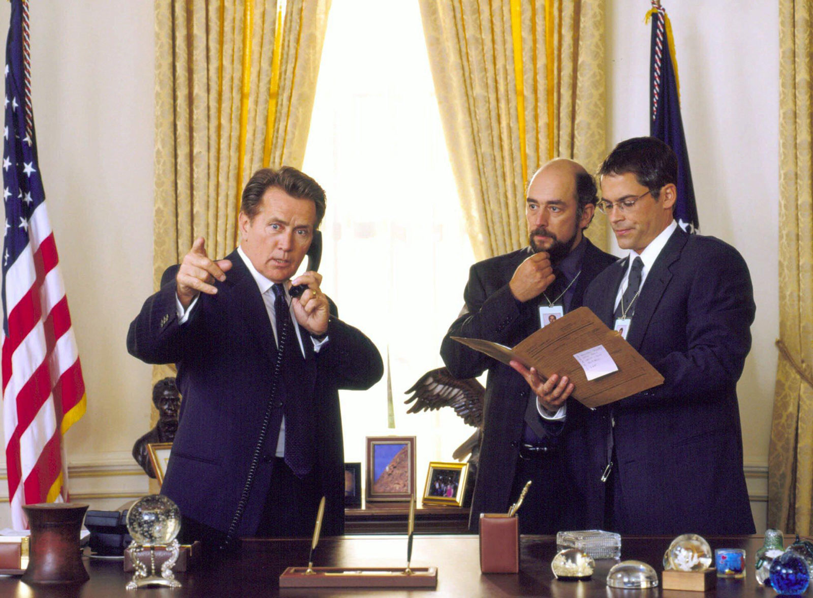 The West Wing Cast to Reunite for HBO Max Special | Den of ...