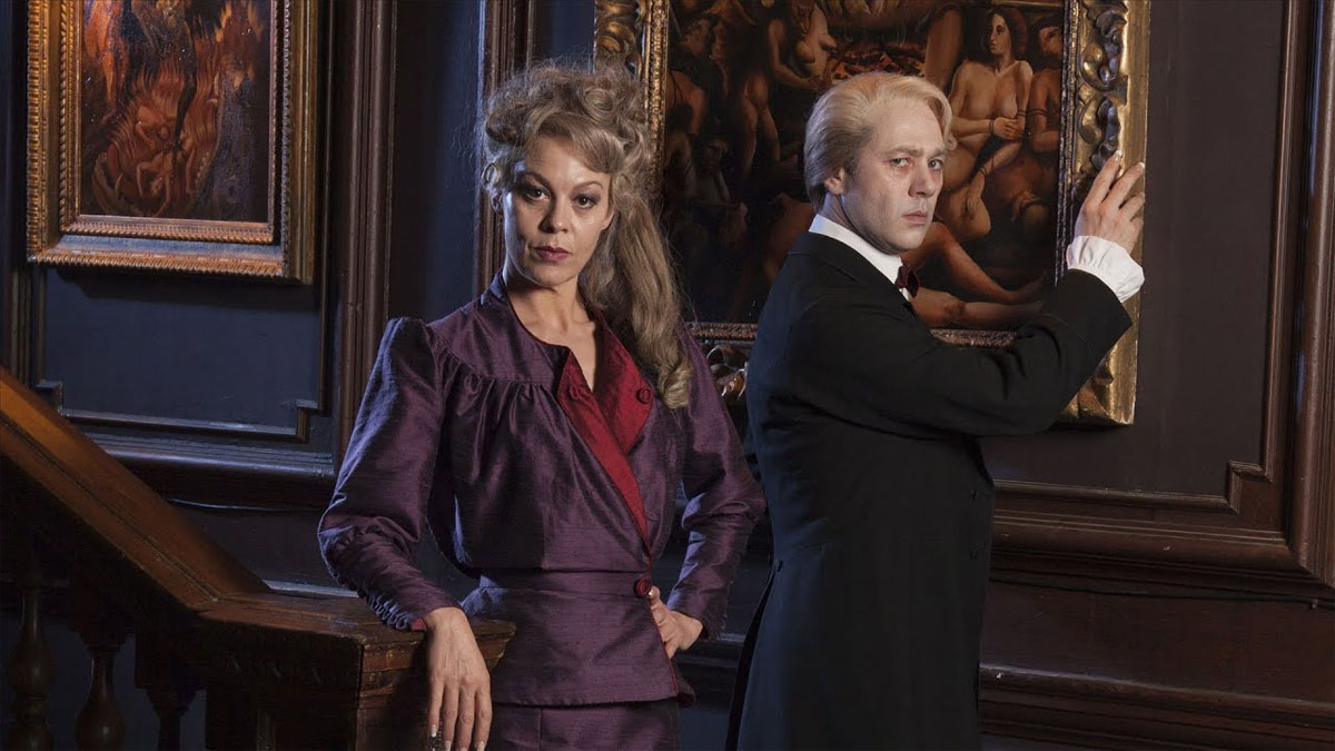 Behind the Scenes on Inside No. 9's Most Terrifying Episode