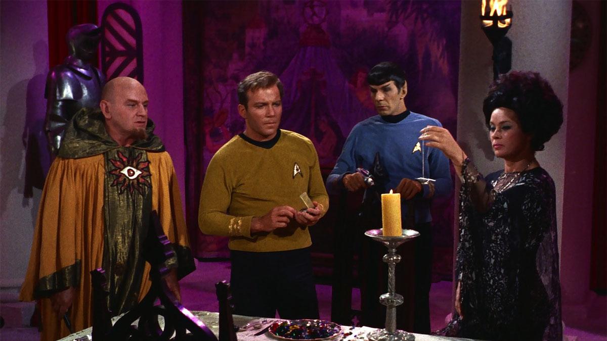 The Scariest Star Trek Episodes