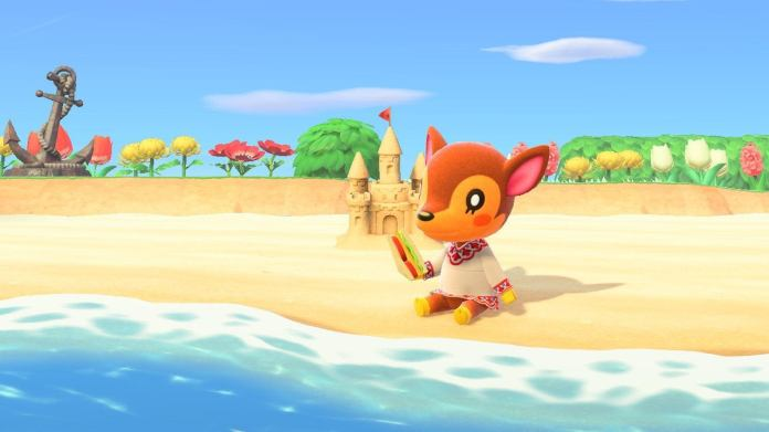 Animal Crossing Fauna