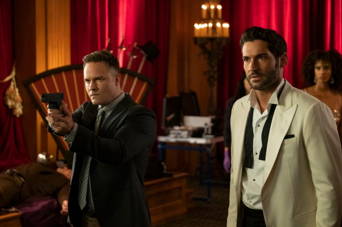 Lucifer Season 6 Episode 1 Review: Nothing Ever Changes Around Here - Den  of Geek