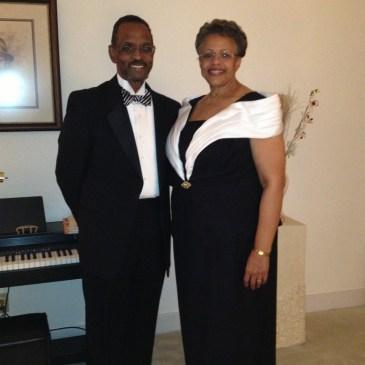 Anthony and Marva Kelly
