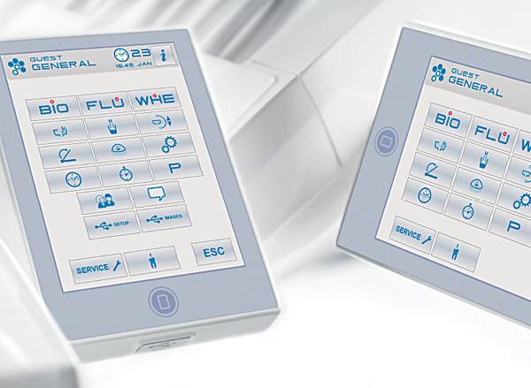 RPA Dental Equipment Stern Weber S320TR 002