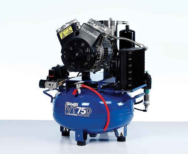 RPA_Dental_Equipment_Compressors_Bambi_VT75D