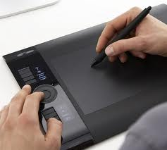 Use a Wacom tablet to draw on photos for patient and lab communication.