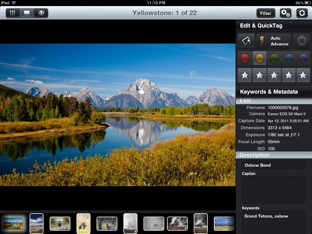 Photosmith iPad App Syncs with Lightroom - Digital Dental