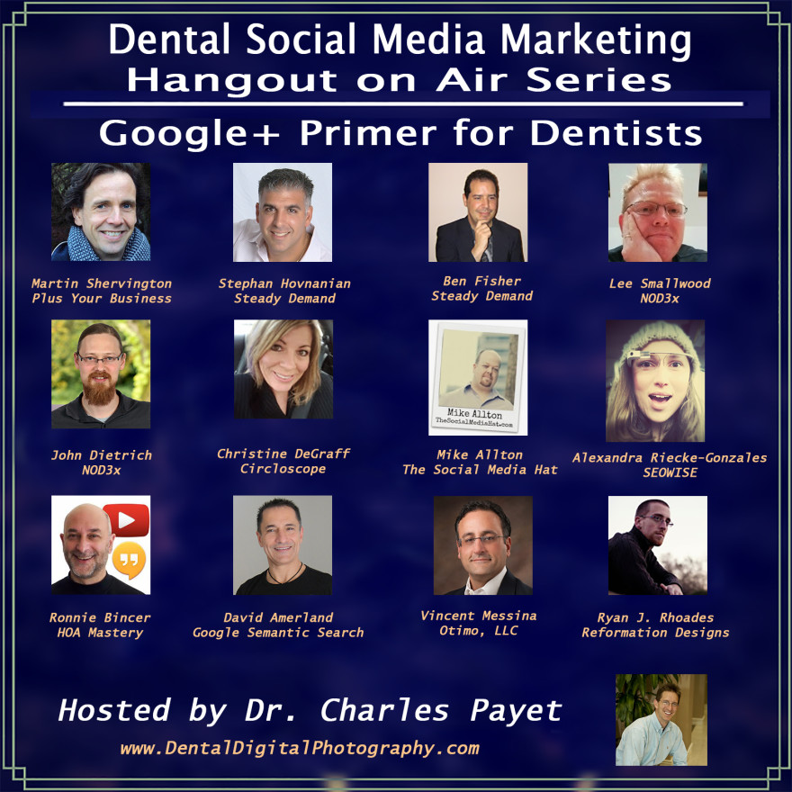 G+ Primer for Dentists HOA series