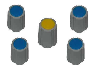 Knob Kit For Adec Model Century Ii Handpiece Control Blocks