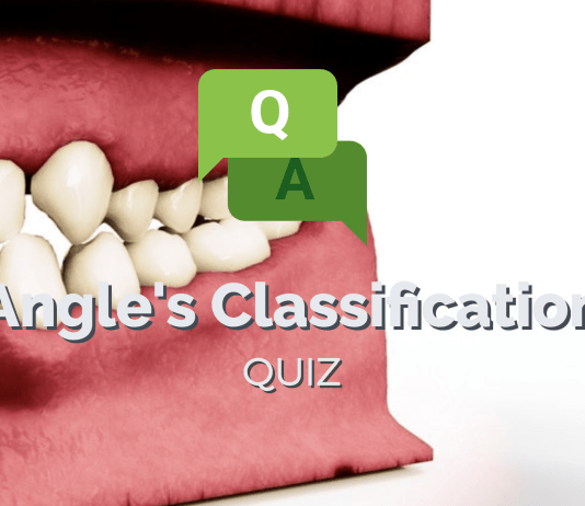 Angle's Classification Quiz