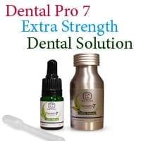 Dental Pro 7 Extra Strength Dental Solution