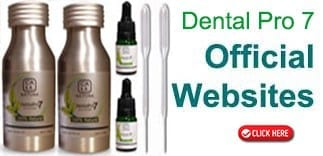 Dental Pro 7 is Sold on the Official Website