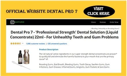 Sell Dental Pro 7 at Van Buren