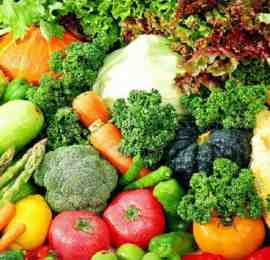 folic-acid rich foods