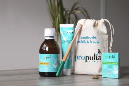 Produits de la ruche et votre hygiène dentaire