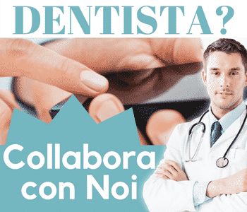 Dentista lavora o collaboracon noi