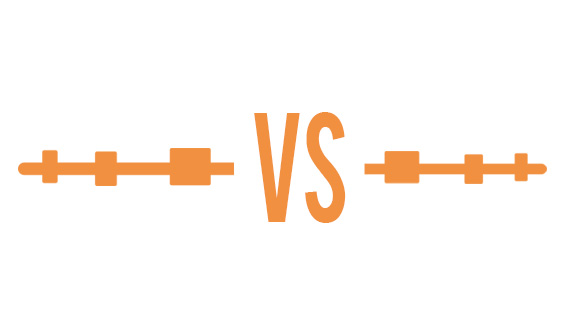 Brackets Economics: autoleganti vs tradizionali