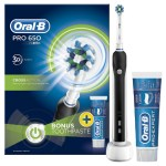 Oral-B Pro 650 Electric toothbrush review