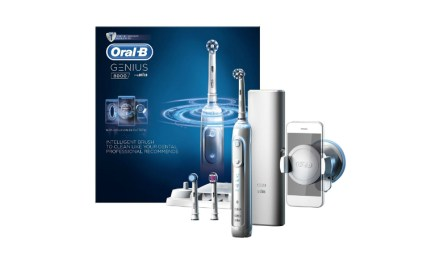 Oral B Pro 2 2500 Electric Toothbrush Review Dentistry Blogger
