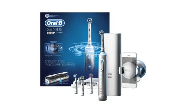Oral-B Genius 9000 Electric Toothbrush Review