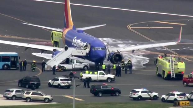 One Dead After Engine Failure Forces Southwest Emergency Landing In  Philadelphia - Online Nigerian Newspaper e71a31f22