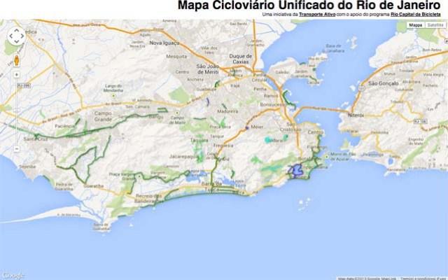 mappa-piste-ciclabili-rio-de-janeiro